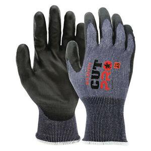 Mcr Safety 92738Pul Gloves,L,Pr