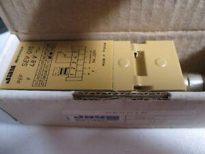 Détecteur photoélectrique JAY SEV 015 48V