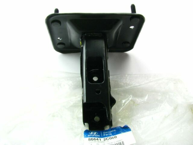 Genuine Hyundai Parts 86641-2C000 Driver Side Rear Bumper Bracket