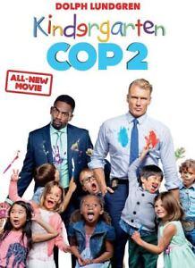 DVD-Comedy-Kindergarten-Cop-2-Dolph-Lundgren-Bill-Bellamy-Darla-Taylor