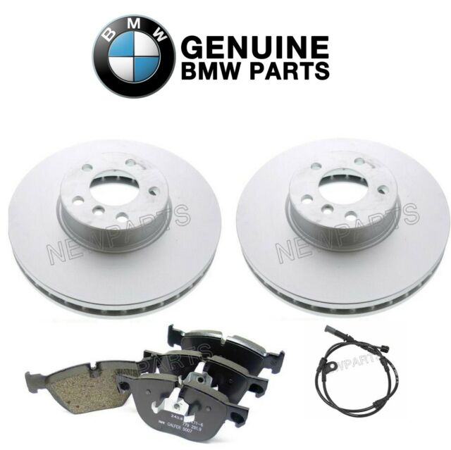 BMW E53 X5 Genuine Front Brake Pads,Pad Set with SENSOR 3.0i 4.4i NEW 2000-2006