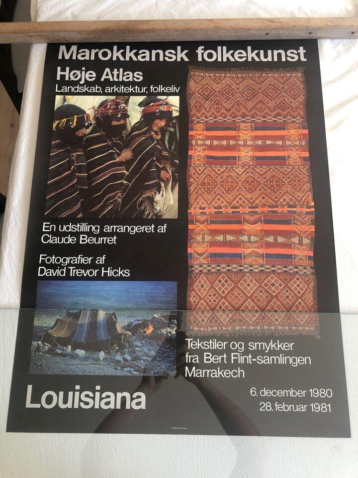 Louisiana plakater, Blandet