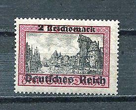 Germany-1939-Overprint-2m-MNH-Mi-729-Thick-Paper-8823