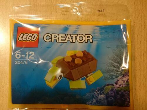 Lego 30476-Creator-Tortue polybag