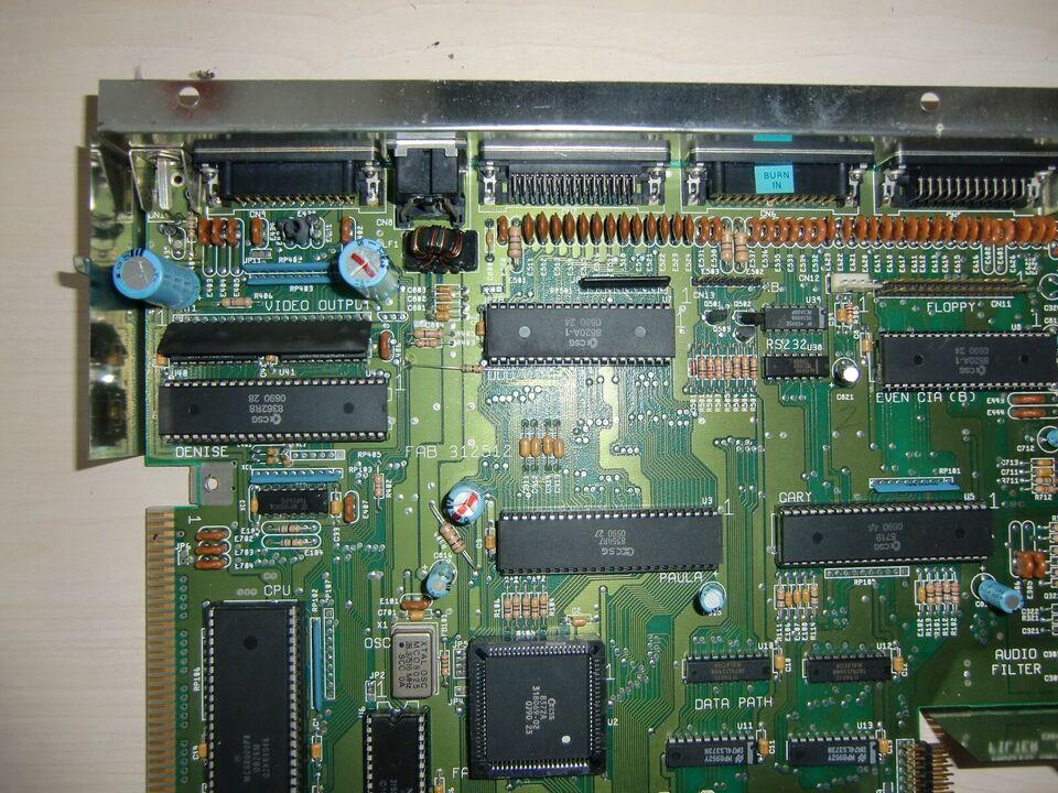 Commodore Amiga 500 mainboard - motherboard,