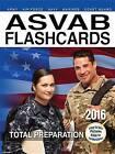 ASVAB Flashcards 2016 by Sharon A Wynne (Paperback / softback, 2015)