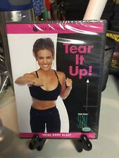 Beachbody Tear It up Total Body Blast Workout DVD Debbie Siebers Slim in 6