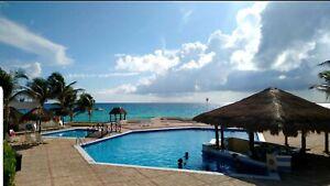 Depa Frente al Mar en Zona Hotelera