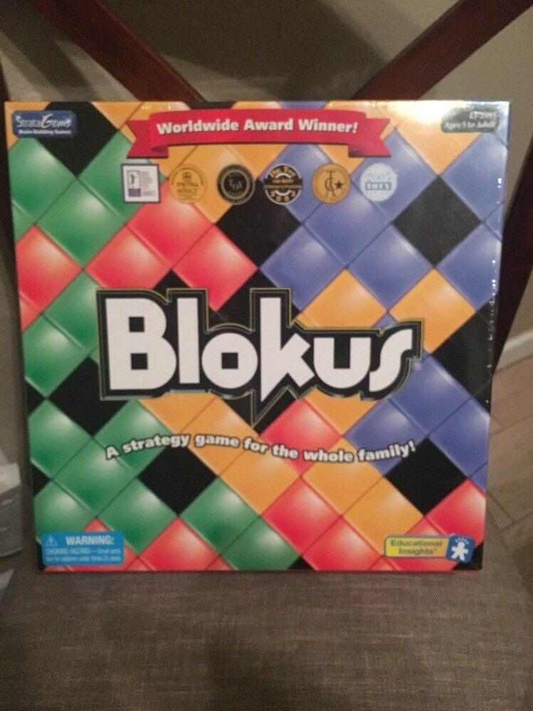 Blokus  Strategy gioco 100% completare 2005 StrataGems Brain costruzione giocos  best-seller