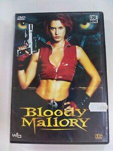 DVD-Bloody-Mallory-DVD-ORIGINALE-BEE-MOVIE-ONE-MOVIE-OM017