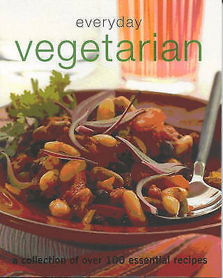 """""""AS NEW"""" Everyday Vegetarian (Everyday Cookery), , Book"""