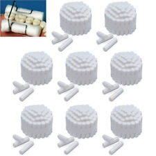500 10000pcs Dental Disposable Cotton Rolls High Absorbent Non Sterile 1038mm