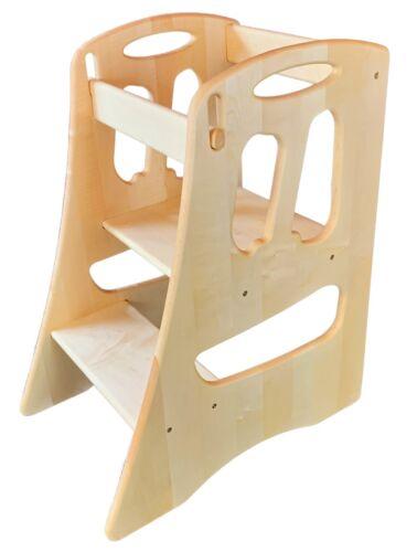 Learningtower Pikler Entdeckerturm Lernturm Montessori Küchenhelfer  5 Varianten
