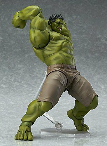 New Smile Good Smile New Company figma Avengers Hulk non-scale ABS & PVC painted figure 51475b