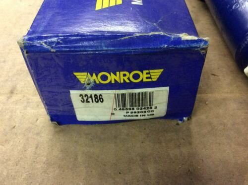 New Monroe 32186 Monro-Matic Plus Gas Charged Shock Absorber Rear