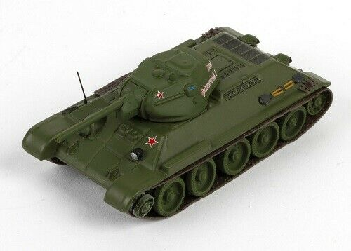 T-34 1942 ATLAS Edition Ultimate Tank Collection 1//72 die-cast