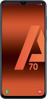 Samsung Galaxy A70 6.7/17,02cm 6GB 128GB Azul Nuevo 2 Años Garantía