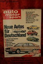 AMS Auto Motor Sport 1/80 BMW 535 i Hartge Volvo 244 GL D6 Brezelkäfer