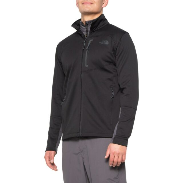 The North Face Mens Canyonlands Full Zip Sweatshirt