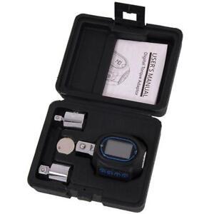 Digitaler-Drehmomentschluessel-Adapter-1-2-034-Antrieb-3-8-034-1-4-034-Adapter-40-200nm-ct3547