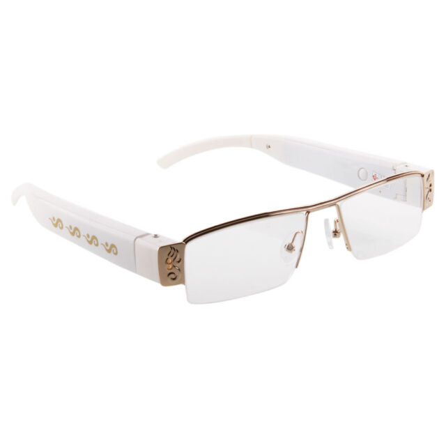 1280x720 HD 720P Glasses Video Cam DVR Camcorder Eyewear Recorder Video Camera