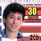 Su Historia Musical by Galy Galiano (CD, Jun-2007, 2 Discs, Sony BMG)