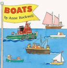 Boats by Anne F Rockwell (Hardback, 1993)