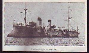 1907 -- L AVISO GALILEE T256   eBay