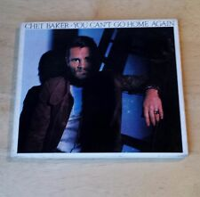 Chet Baker - You Can't Go Home Again - Digipak CD - rare