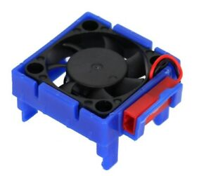 Powerhobby-Cooling-Fan-FOR-Traxxas-Velineon-ESC-Blue-Slash-VXl-2WD-4WD-4x4