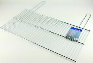 CAMPINGAZ Grillrost 58 x 30cm verchromt Grill Grillgitter Grillplatte Silber NEU