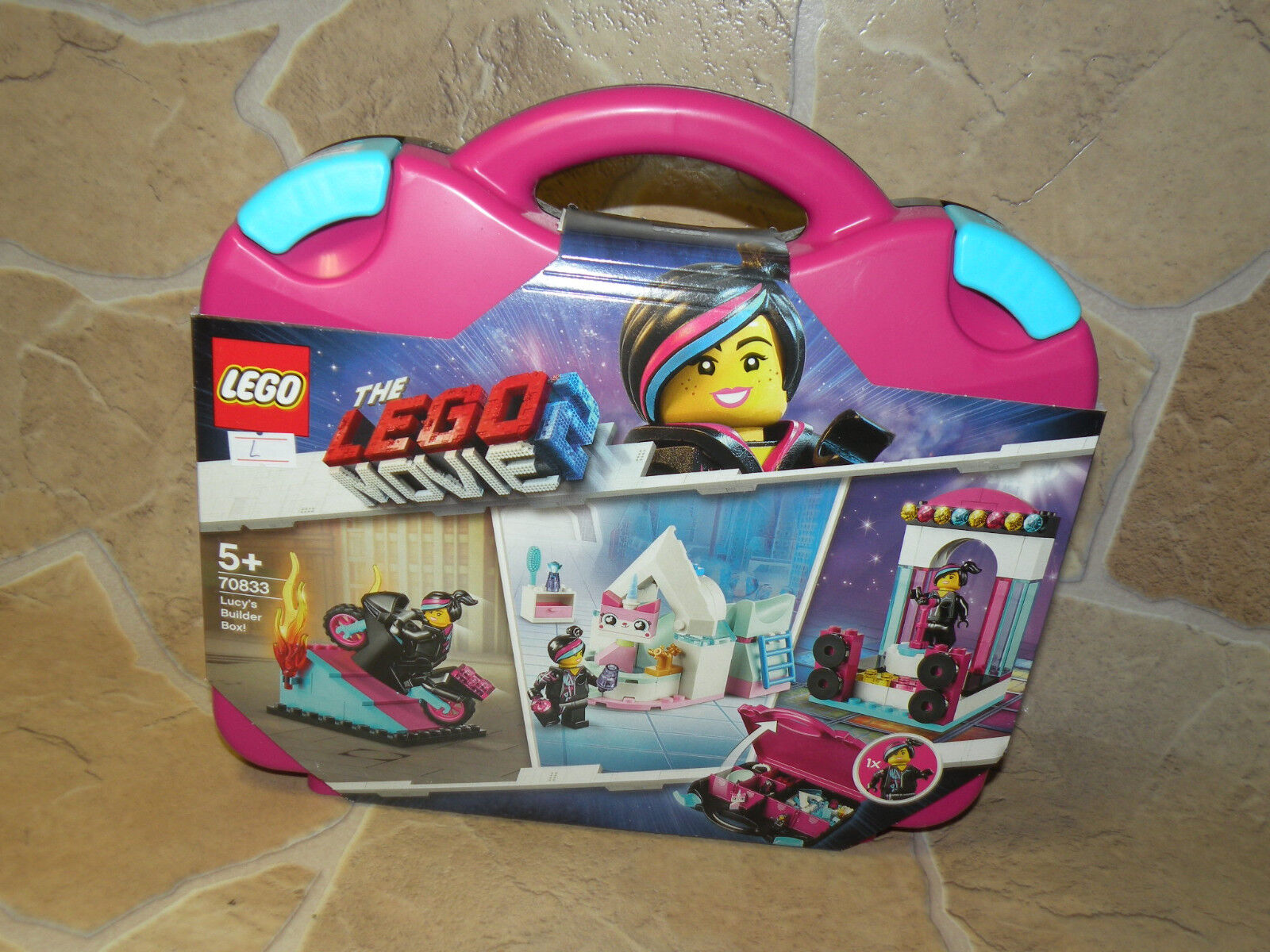 Lego The Lego Movie 2 70833