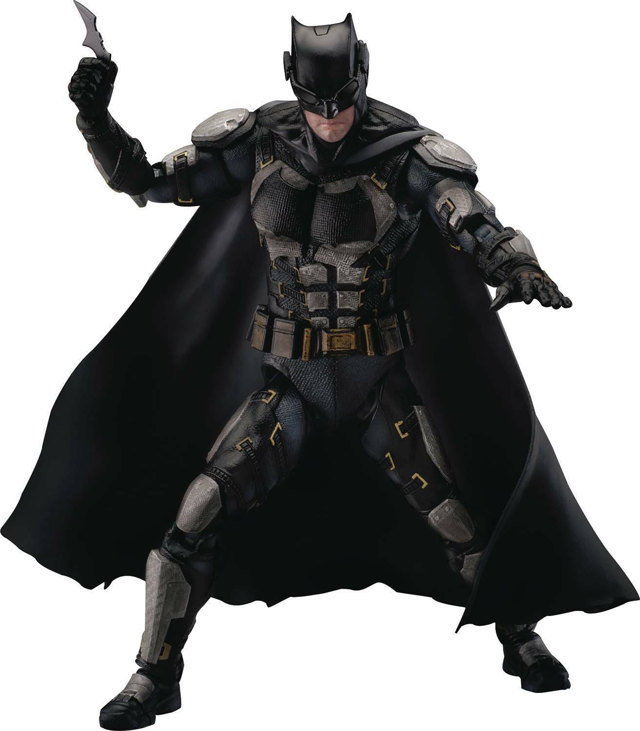 PX Exclusive DC BEAST KINGDOM DYNAMIC 8-CTION PX 009 JL TACTICAL BATMAN FIGURE