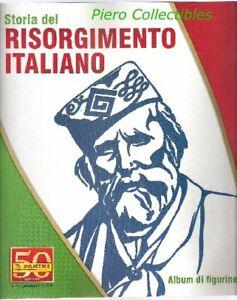 Storia-Risorgimento-Italiano-Album-Vuoto-Panini