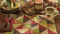 Indian Summer Patchwork Placemat