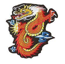 Drachen Aufnäher, Ju-Sports, NEU, Ju-Jutsu Patch, Badge zum Aufnähen, 5909022
