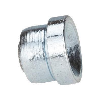 Ø 10mm 10 Stück DIN 3405 D1A Trichterschmiernippel Messing