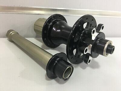 Novatec D792SB 135x9mm 32H Shimano 11S With 142x12mm Adaptor Disc Rear Hub