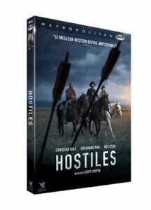 HOSTILES-Christian-Bale-DVD-NEUF-SOUS-BLISTER
