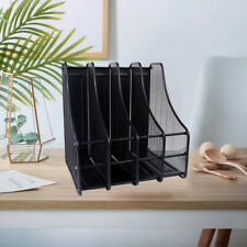Magazine File Holder Collapsible Foldable For Rack Office Data Storage