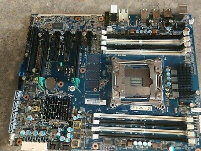 ns07 HP Z440 Workstation Motherboard LGA 2011 DDR4 761514-001 710324-002 |  eBay
