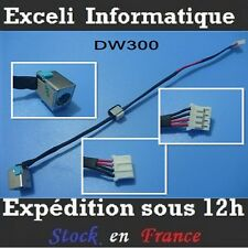 Connecteur alimentation Packard Bell EasyNote TK81 Dc power jack