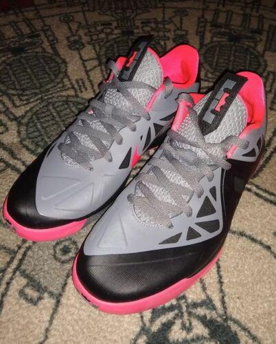 Atomic IIRare Asia Noir Release Cool Lbj Nike St 11 Lebron Rouge Grey Taille lTcFK1J