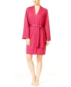 185132a9ecb Image is loading Charter-Club-Winter-Ruby-French-Lightweight-Kimono-Short-