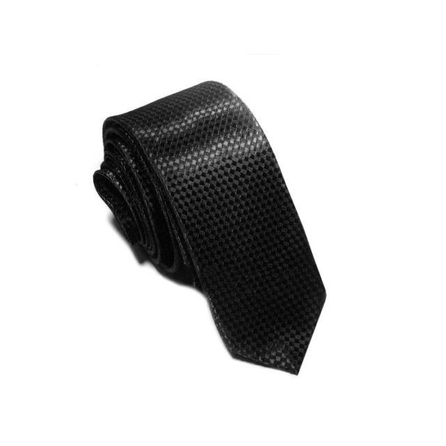 12 Color 1.97'' Stylish Skinny Solid Color Plain Silk Tie Necktie For Men #$jhgi