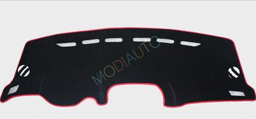 Inner Dashboard Dash Mat DashMat Sun Cover Pad Red For Jeep Compass 2011-2016