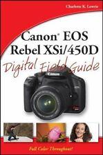Canon EOS Rebel XSi  450D Digital Field Guide