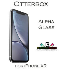 low priced 446a8 95183 OTTERBOX Clearly Protected Alpha Glass Screen Protector for iPhone XR