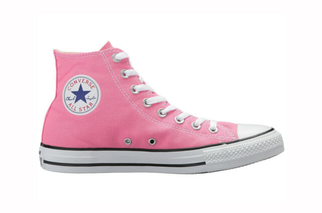 dd2ac659e Womens Converse Shoes All Star Chuck Taylor High Pink Size 13 (size ...