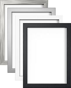 24 x 36 poster frame silver